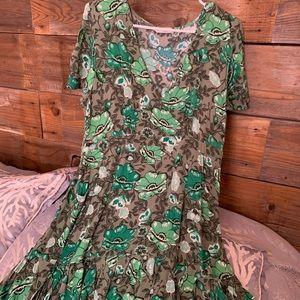 Spell Ivy Winona Mini Dress XL